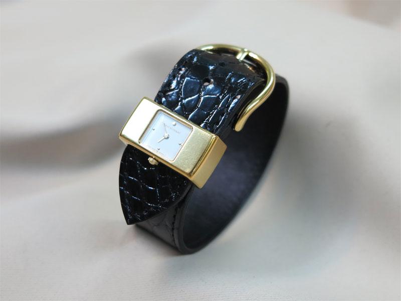 オーダーメイドの時計ベルト