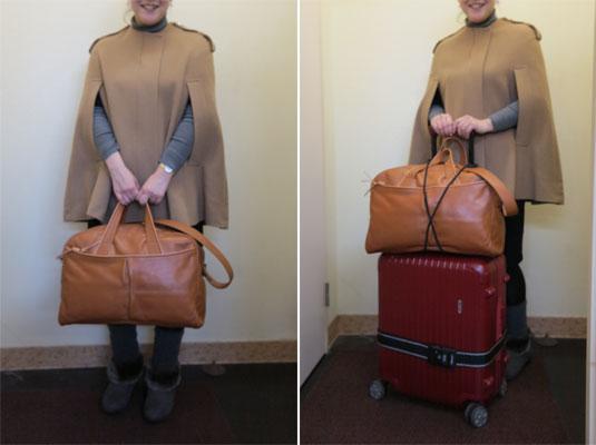 オリジナル旅行鞄