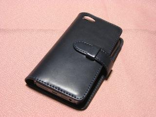 Iphone5牛革ケース