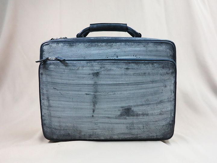 オーダーメイドのラゲッジバッグ
