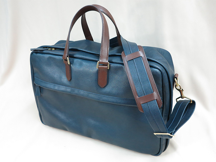 オーダーメイドの旅行鞄