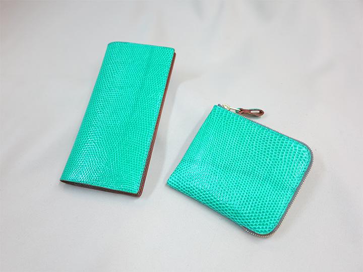 札入れとコンパクト財布のセット
