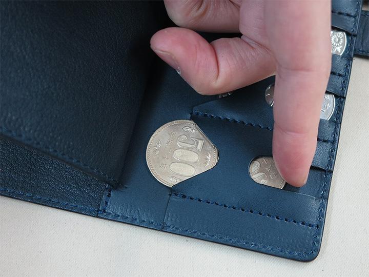 コイン収納