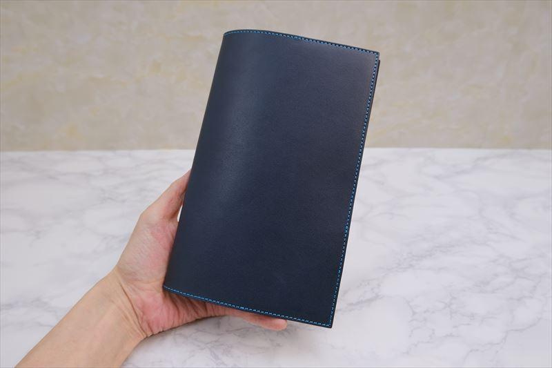 「ジブン手帳ビズ」用カバーの製作
