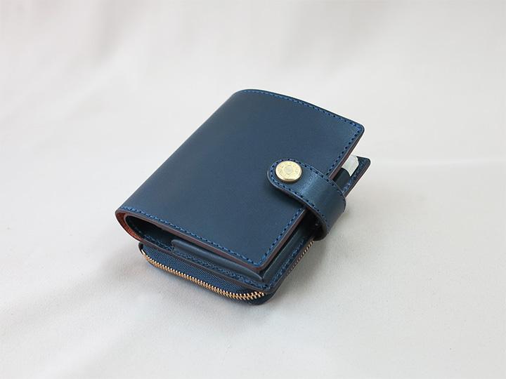 二つ折り財布のバリエーション 7010