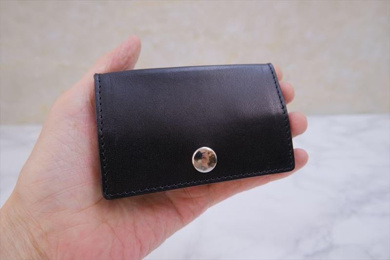 キャッシュレスのミニ財布として使う「ミニマムマックス」10601